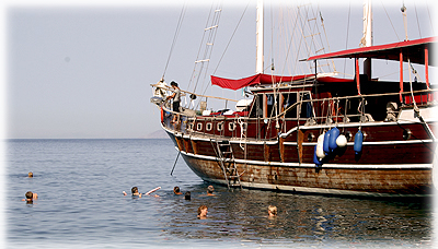 blue cruise charters in turkey