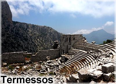 Day Tours of Antalya - Visit Termessos and Karain Cave